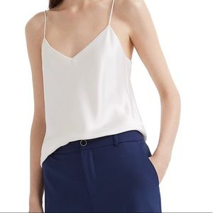 FREE WITH $50 PURCHASE Satin Tank Top/Camisole